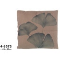 ALMOFADA 45*45 TERCIOPELO/ALGODAO - 48573