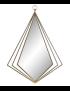 ESPELHO METAL DOURADO 73*3.5*102.5 - ES-177226